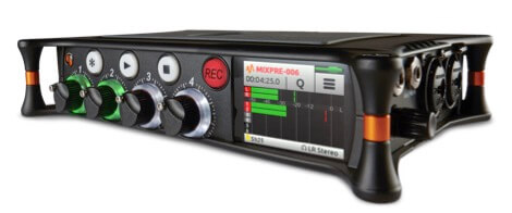 enregistreur Sound Devices Premix6